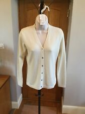 Pure 100% Cashmere Cardigan From Cashmere Company BNWT EU size 36