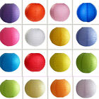 """1x Size 4""""6""""8""""10""""12"""" Paper Lanterns Decorations for Wedding Party Venue Birthday"""