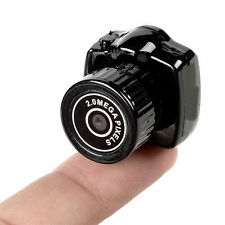 Mini Smallest Spy Camcorder Video Recorder DVR Hidden Pinhole Camera Web  Gift