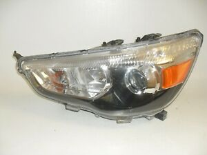 2011 - 2018 Mitsubishi Outlander Sport Driver LH Left Halogen Headlight M0974