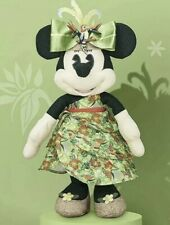 New listing New Minnie Mouse: The Main Attraction Plush Doll Toy Enchanted Tiki Room Nwt