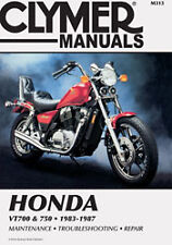 CLYMER REPAIR MANUAL Fits: Honda VT750C Shadow