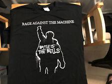 Rage Against The Machine 2007 Reunion Tshirt L Rare Vintage Rock The Bells