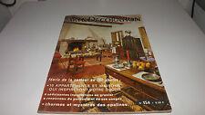 ART ET DECORATION [No 154] du 01/12/1970 - FEERIE DE LA COULEUR EN 187 PHOTOS -