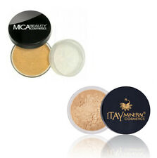 MICA BEAUTY  Foundation Mf-5 Cappuccino + Free Matching Foundation ITAY MINERAL
