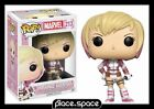 MARVEL - GWENPOOL UNMASKED EXCLUSIVE FUNKO POP! VINYL FIGURE #213