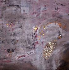 toile signée authentique art contemporain brut outsider Floberth
