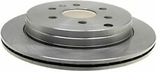 NEW-Non-Coated Rear Disc Brake Rotor ACDelco Advantage 18A2543A