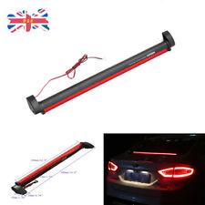 Universal Car  Rear Tail Light High Mount Stop Brake Lamp 48 LED Red