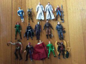 Dc Batman Figure Riddler Ra Al Ghul Ducard Jor-El Superman Poison Ivy Robin