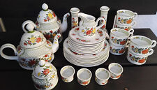 Villeroy und Boch Kaffee Service Summerday 32 Teile Porzellan Geschirr TOP
