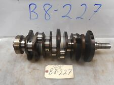 2003 FORD TAURUS SES CRANKSHAFT E38 SB   REMOVED FROM RUNNING ENGINE