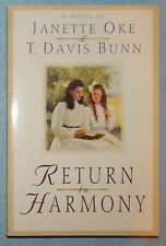Return to Harmony by Janette Oke & T. Davis Bunn (Paperback, 1996) New