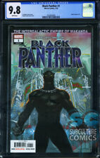 BLACK PANTHER #1 - FIRST PRINT - MARVEL - CGC 9.8 - SOLD OUT - FIRST ISSUE