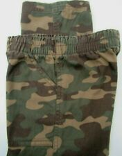 Circo Toddler Boys Camouflage Pull on Pants Size 4T