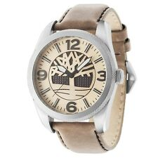 Timberland Bolton Leather Strap Men's Watch TBL.14770JS.07