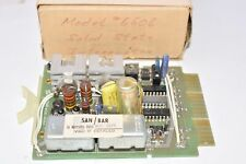 NEW Vintage SAN/BAR Model: 6606 Solid State Interrupter - May 1976