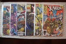 Uncanny X-Men (1963) Annual #10, 15, 17, 18, Annual '95 & Annual '96 VF/NM