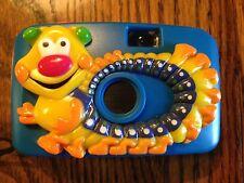 35mm Kid Com Children's Camera, C106 Caterpillar, Blue Shell