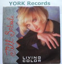 """Jill Sobule-Color Living-Excelente Estado 7"""" SINGLE MCA 1431"""
