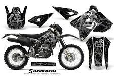 SUZUKI DRZ400 DRZ400S Z400 E GRAPHICS KIT CREATORX DECALS SAMURAI SB