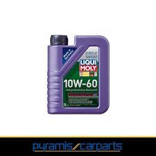 Nouveau 1x Liqui Moly 1390 synthöl gt1 huile de vidange d'huile 10 W 60 1 l (€ 20,95/L)
