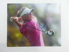 JESSICA KORDA SIGNED AUTOGRAPHED 8X10 PHOTO LPGA HOT SEXY PSA JSA