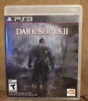 Dark Souls II SONY Playstation 3 FREE SHIPPING PS3 EXCELLENT CONDITION