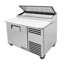 True Tpp At 44 Hc 44 Pizza Prep Table Refrigerated Counter