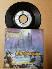 "Nazareth-May The Sunshine-Vinyl,7"",45 RPM,Single-Rock-Sammlung D-1978"
