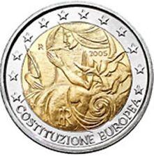 """ITALIE SPECIALE 2 EURO 2005:  """"EUROPESE GRONDWET"""""""