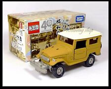 TOMICA Showa Vintage Look 40th TOYOTA LAND CRUISER 1/60 TOMY DIECAST CAR NEW