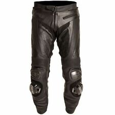 Leather Vented RST Motorcycle Trousers