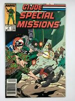 1987 G.I. Joe Special Missions #8 Marvel Copper Age COMIC BOOK