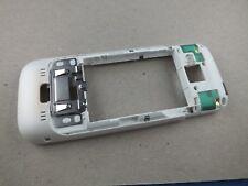 Original Nokia C5-00 Mittel Rahmen Weiß White Mittelcover Umrandung D-Cover