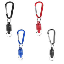 4pcs Magnetic Release Set Net Holder Connection Buckle Fly Fishing Tools