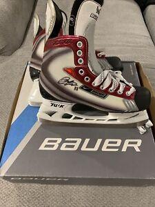 Patrick Kane Exclusive Autographed Nike Bauer Vapor XXXX skates /88 RARE!!