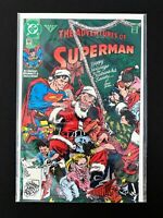 ADVENTURES OF SUPERMAN #487 DC COMICS 1992 NM+