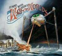 Jeff Wayne's Musical Version Of The War Of The Worlds Double Vinyl New Free P+P!
