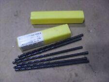 """SIX !! Morse 1322 #9 x 6"""" HSS Drill Bits # 11102"""
