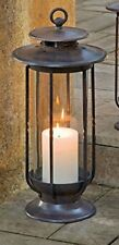 GAR191L H Potter Large Hurricane Lantern Outdoor Lighting Metal Yard Patio Pool