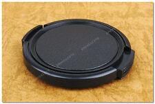 Clear Lens Cap 46mm Snap-On Olympus Panasonic 12 14 15 17 19 20 30 45 60 Nikon