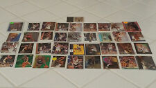 Lot of 58 Reggie Miller Basketball Cards Indiana Pacers NM+ 1990's