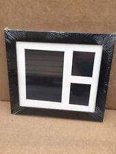 """10.5""""X9"""" negro marco de imagen con soporte de múltiples para fotos de la escuela"""