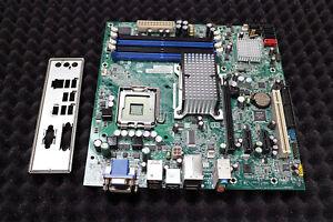 Intel Desktop Board DQ35JO LGA775 Motherboard DDR2 MICRO-ATX I/O SHIELD INCLUDED