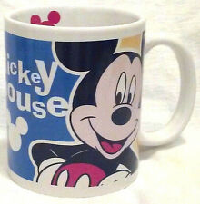 DISNEY Coffee Mug Tea Cup - 3 Pictures OF MICKEY MOUSE