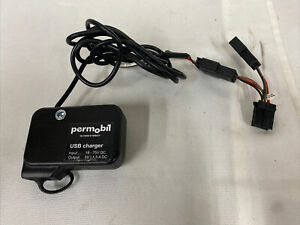 Permobil USB Charger 5V 1,5A 324869 w/ Splitter for Permobil Power Chair