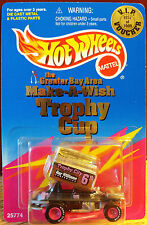 1999 Hot Wheels Make-A-Wish Ray Williams Slideout in Pink - #0852 of 1000 w/VIP