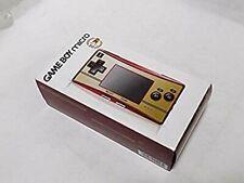 NINTENDO GAME BOY Advance Micro Console Famicom Design Limited Model