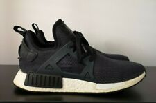 Mens Adidas NMD XR1 Black Trainers - UK 10